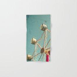 Ferris Wheel Hand & Bath Towel