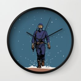 El Eternauta Wall Clock