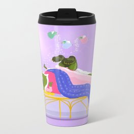 Sleeping Beauty Rex Travel Mug
