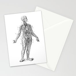 Bloody Woman Stationery Cards