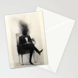 Portrait of a Dead Man Stationery Cards