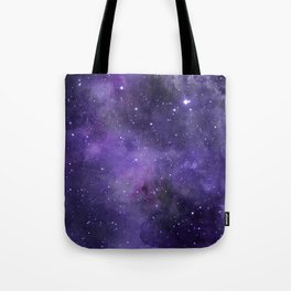 Purple powder Tote Bag