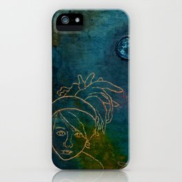 Dread Head iPhone Case