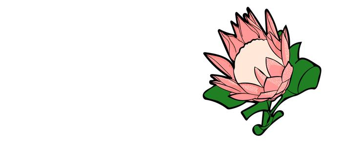 Australian Native Flower - King Protea Coffee Mug