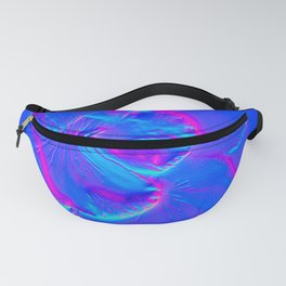 Electric Blue Prima Donna Fanny Pack