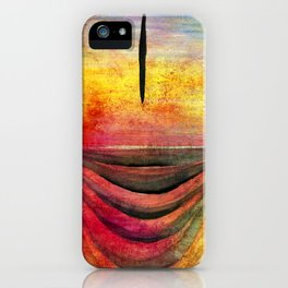 Abstract_01 iPhone Case