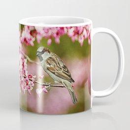 Spring Redbud Coffee Mug