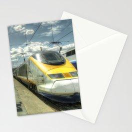 Marseilles Eurostar Stationery Cards