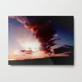 Infinite Sky Metal Print