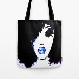 Blue Like Morning Tote Bag