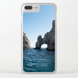 cabos Clear iPhone Case
