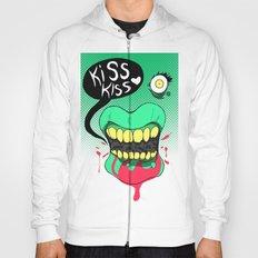 Kiss kiss Hoody