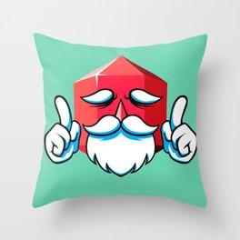 Game Master Throw Pillow