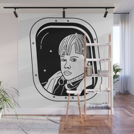 Fly alone Wall Mural
