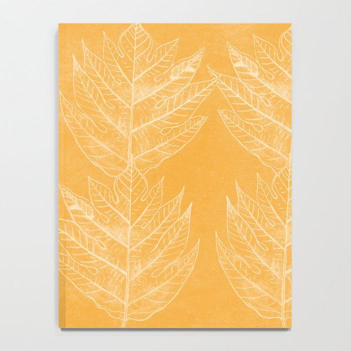 leaf 2 Notebook