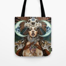 Pull Me Out From Inside Tote Bag