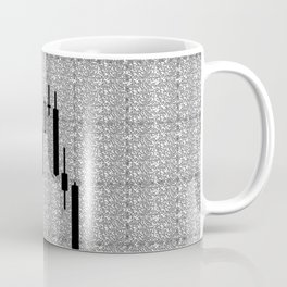 Candlestick, Forex Coffee Mug