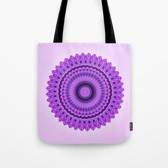 Magic Mandala Tote Bag