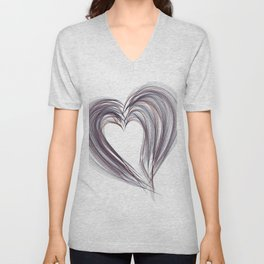 You Have My Heart Unisex V-Neck