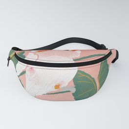 Cockatoos in the Pink Fanny Pack