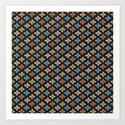 Las Flores 01 (Patterns Please) by lalainelim