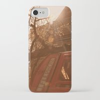 telephone iPhone & iPod Cases featuring Telephone. by Beth Retro