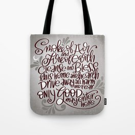Witchy Blessing Tote Bag