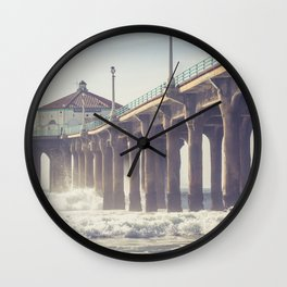 Crash Wall Clock
