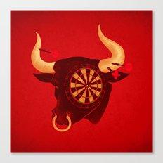 Toro! Toro! Toro! Canvas Print