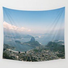 Travel Series: Rio de Janeiro Wall Tapestry