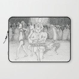 Monkey-King & his Crew Laptop Sleeve