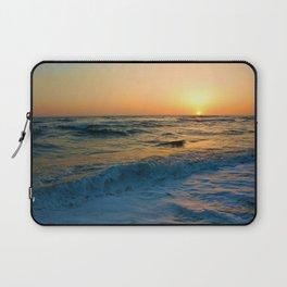 Ocean Sunset 1 Laptop Sleeve