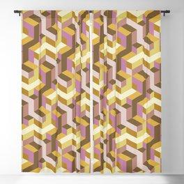 Matrix Desert Mustard  Blackout Curtain