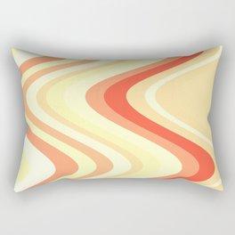 yellow. Rectangular Pillow