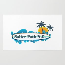 Salter Path - North Carolina. Rug