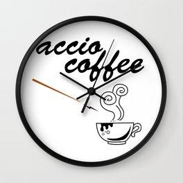 ACCIO COFFEE Wall Clock