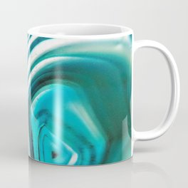 Aqua Agate Coffee Mug