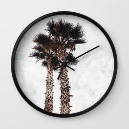 Twofer Wall Clock