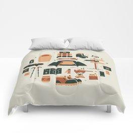 Thru Hiker Comforters