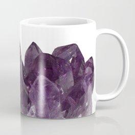 Amethyst Crystal Bouquet Coffee Mug