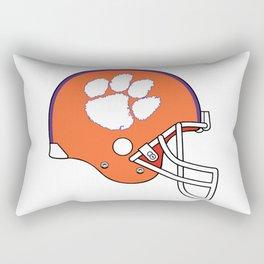 Go Tigers Football! Rectangular Pillow