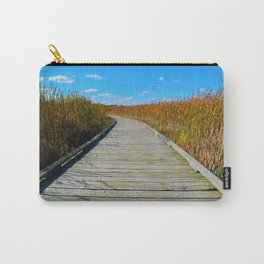 Point Pelee National Park Boardwalk in Leamington ON, Canada Carry-All Pouch