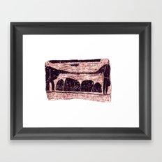 memory Framed Art Print