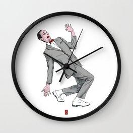 Pee Wee Herman #2 Wall Clock