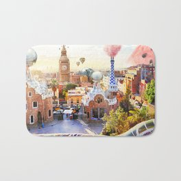 Magic BCN Bath Mat