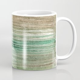 Artichoke abstract watercolor Coffee Mug