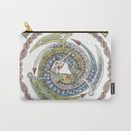 Celtic Dragons Carry-All Pouch