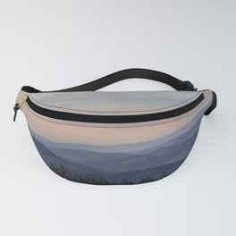 Days End- Blue Ridge Mountains Fanny Pack