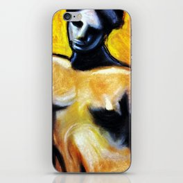 Marble Dream #2 iPhone Skin