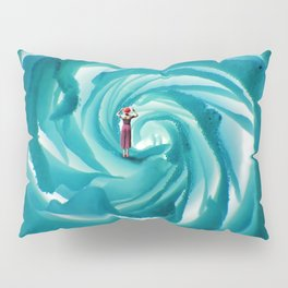 Rose Cave Pillow Sham